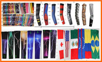 arm sleeves - 2015 new customized Digital Camo Compression Sports Arm Sleeve Moisture Wicking softball baseball cycling arm sleeve