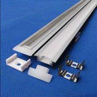 aluminium alu - X7mm led aluminium profile for rigid strip mm alu led strip profile