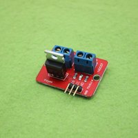 Cheap electronic building blocks MOS transistor IRF520 FET driver module driver module (C7B3)