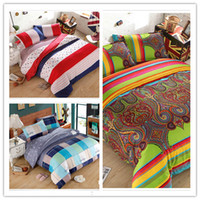 Wholesale Fashional D Printed Bedding Sets With Styles Polyester Bedding Supplies Floral Kids Bed Set In Size