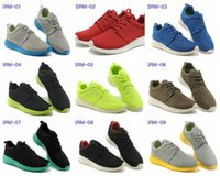 Cheap Roshe Run Shoes Mens Running Shoes Fashion Vintage Athletic Casual Sports Shoes Boys Mesh Free Run Sneakers With Max Size 11