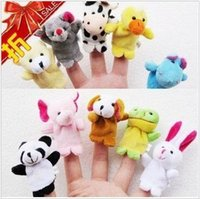 Cheap Finger Puppet Best Animal Finger Puppet