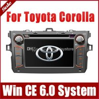 aux corolla - 7 quot Car DVD Player GPS Navigation for Toyota Corolla w Navigator BT Radio TV USB SD AUX SWC Map G Audio Video