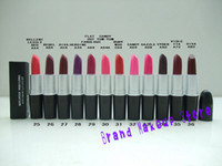 Wholesale Good Quality Brand makeup MATTE LIPSTICK ROUGE A LEVRES G lip stick different color