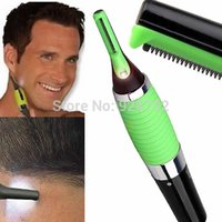 Wholesale Micro Max Touch Personal Ear Nose Neck Eyebrow Hair Trimmer Groomer Remover trimmer