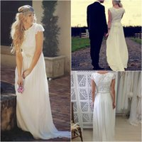 Cheap a line wedding dress Best wedding dress with sleeve