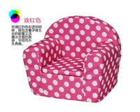 Wholesale baby small inflatable sofa baby learn bath stool chair seat children pediatric bath stools