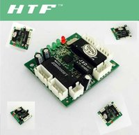 auto ethernet - high quality Port M Pin header Auto Negotiation connector network ethernet switch hub PCBA Module