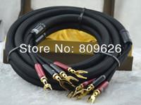 Wholesale 2 M Pair Choseal LB OCC speaker cable with original box
