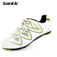 Wholesale SANTIC Cycling Shoes Road Bikes Riding Equipment Bike Training Hiking Shoes Mountain Bikes Shoes
