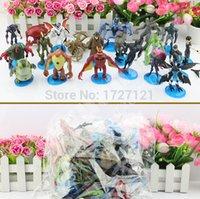 alien force toys - New Sale Ben Alien Force action figure toys Set of Anime PVC Figures Ben10 figure