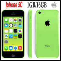 Wholesale Refurbished Iphone c iOS Inch GB RAM BG ROM Dual core GHz Swift MP Camare Have Iphone s