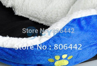 Wholesale Holiday Sale Cheapest Hot Selling Colorful Pet Cat and Dog Bed Pet Supplies Cozy Nest Colors SizeL