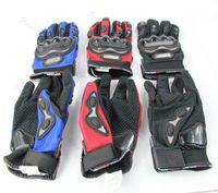 Wholesale W110New Pro Street Motocross Motorcycle Motorbike Bike Racing Full Finger Gloves XL Color