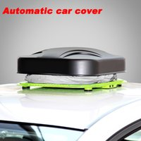 Wholesale New Arrival Automatic Car Cover Remote Control Automatic Car Covers One Button Operation for Lexus Car SUV Series