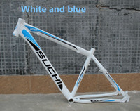 aluminum framing systems - Mountain bike frame SUCHI100 lightweight aluminum alloy bicycle frame is compatible with speed variable speed system