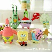 animations octopuses - pc Sponge bob squarepants sent great stars crab boss skin boss snail octopus animation plush toys doll
