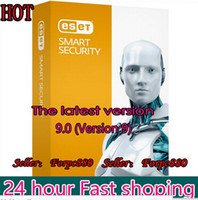 Wholesale Hot nod32 smart security V9 serial number Eset years pc year3user Code