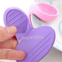 Wholesale 2014 New Practical Mini Household Oven Mitts Kitchen Microwave Random Color