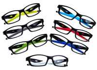 Wholesale 20pcs New Factory High Quality computer glasses frame fashion brands Designer Eyewear Goggles Silicone Glasses