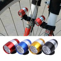 bicycle safety month - 6 LED Waterproof Bike Cycling Safety Head Light Bike Flashing light Bicycle Tail Lights Safety Warning Lights BHU2