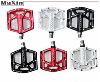Wholesale Quality Ultralight BMX Parts Mountain Bike Bicycle Skid Resistance Bearing Pedals
