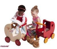 wooden hearts - 2015 Peach Baby Safety Gear Kids Boys Girls Heart Wooden Infant Gears Children Babies Walker Kid Wood Baby Walkers Learning Walking D3638