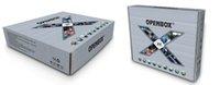 Wholesale 2pcs New Openbox X6 VFD Display TV Box Satellite TV Receiver Support USB WEB TV IPTV Sharing G modem