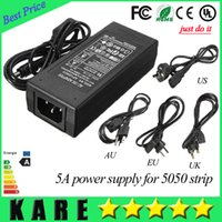 Wholesale Retail DC V A W LED Power Supply Charger for SMD LED Light or LCD Monitor CCTV years warranty
