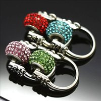 Cheap 100pcs 925 Silver Ring for European Charms Bead size 6 7 8 Free Shipping