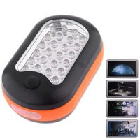 best compact flashlight - Best price LED Super Bright Compact Home Work Light Bivouac Camping Hiking Tent Lamp Lantern Flashlight With Hook