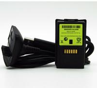 2in1 4800mAh Ni-MH batterie rechargeable + Chargeur USB Câble de charge Cordon pour le contrôleur Microsoft Xbox 360 Wireless Gamepad