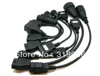 Wholesale High quality Adapter OBD Cables For CDP Pro Trucks Knorr MAN12 Iveco30 Scania16 BENZ14 Pin Off