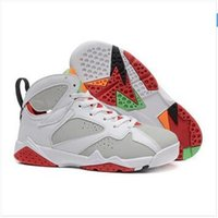 Wholesale 2015 New Arrived Marvin The Martian White Red mens Basketabll Shoes Size With Shoe Box for sale