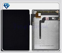 Nueva 7 pulgadas para la pantalla Amazon Kindle Fire HDX7 Touch Panel Digitalizador Sensor Reemplazo de cristal Compras libres