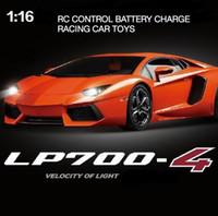 car mini racing - Kids Toys RC Remote Comtrol Lamborghini Drift Racing Car Toys Modle Mini Kids RC Car Christmas Toys Battery Charge DHL