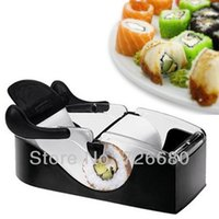 Wholesale Easy Magic Maker Roller Equipment Kitchen Accessories Perfect Roll with Color Box Sushi Tools
