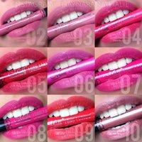 Wholesale Elegant Daily Color Lipstick Waterproof lip gloss MENOW matte Long Lasting lipstick Makeup Matte Color Cosmetic Nude lip stick lipgloss