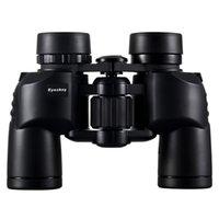 Wholesale Eyeskey Compact Black x32 Waterproof Porro Binoculars Bak4 Prism Long Eye Relief