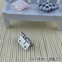 automatic mahjong tables - Ryan brand stainless steel inch spring hinge hinge automatic mahjong tables dedicated a price