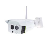 Indoor array cameras - Waterproof MP HD Wifi Onvif P2P quot CMOS Array IR Digital Video Network IP Camera TF IR cut Night Vision Motion Detection S243US