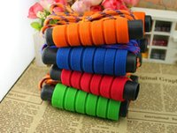 Wholesale Skipping jump ropes foam handle Speed Gym Training Sports excercise fitness sports chlidren adults Fitness Supplies party gift drop shipping