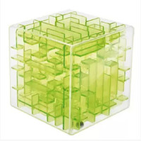 age development - 3D stereo labyrinth toy Rubik s cube early educational supplies intellectual development of children aged years