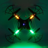 Wholesale Headless Mode One Key Return Remote Control Drone FPV Helicopter with HD Camera Axis Real Time RC Helicopter