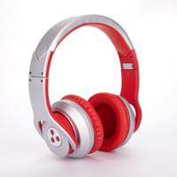 syllable wireless bluetooth headphones - Bluetooth Headphones Syllable G800 Noise Canceling Headphone Wireless Headset with Microphone Bass Earphone