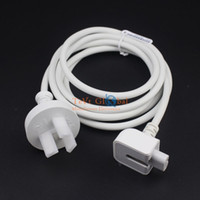 Wholesale High Quality AU Plug M Australia AC Power Adapter Extension Cable Cord for Apple Macbook Air mac Pro Charger