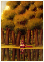 art stroll - Modern art paintings by Fernando Botero A Stroll by the Lakeside hand painted oil on canvas high quality