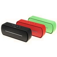 tube amplifier - DHL Hot Portable Mini Speaker BL DY8TF Card USB Disk MP3 Music Player Amplifier Digital tube Speaker