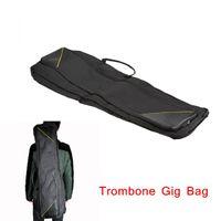 Wholesale High Quality Alto Tenor Trombone Gig Bag Trombone Case D Water resistant Oxford Cloth Design Trombone Accessories