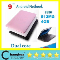Wholesale DHL Manufacturer for cheap inch VIA8880 MG GB bulk netbook laptops DHL